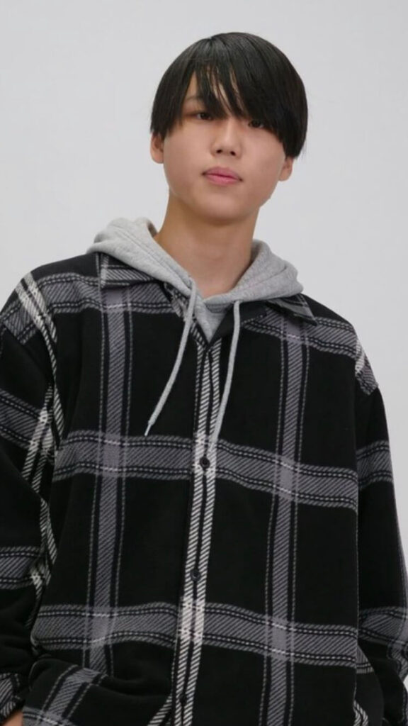 THE FIRST メンバー 顔画像 久保舜斗